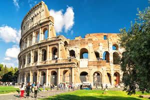 Folletos de Circuito Tierra Santa Israel y Roma
