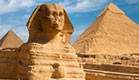 Classic Pyramids of Giza, Sphinx, and Egyptian Museum Day Tour