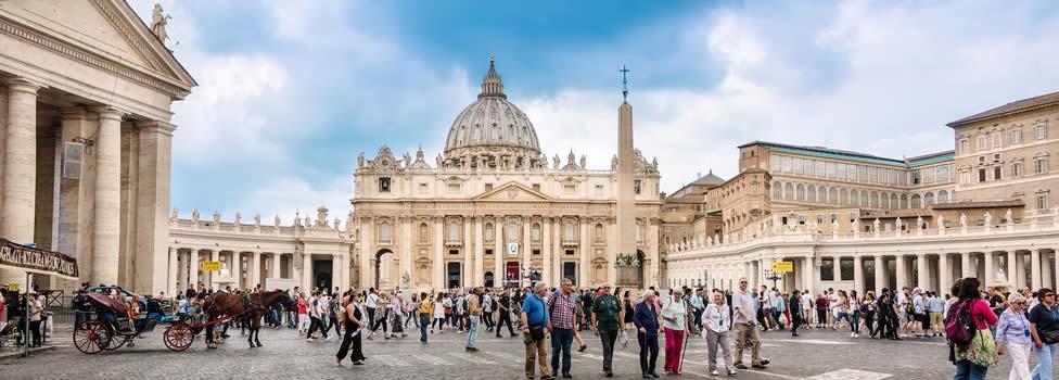 Circuito Cristiano a Tierra Santa Israel y Roma